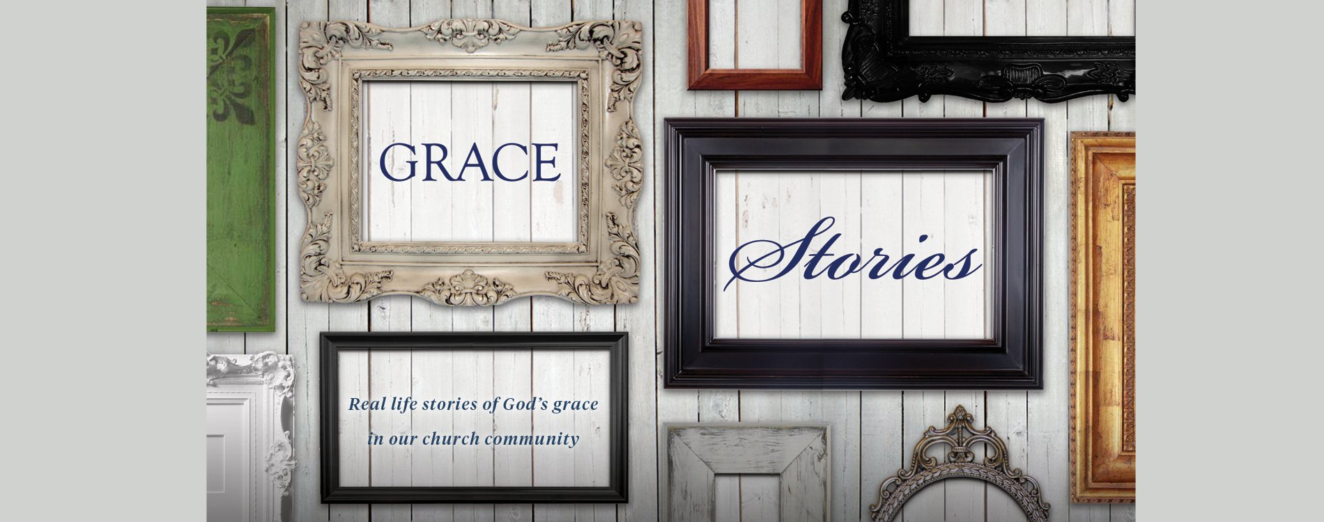 God Of All Grace: David & Rochelle Thompson